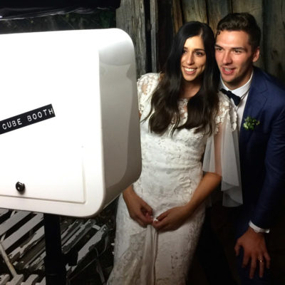 Complimentary Photo Booth