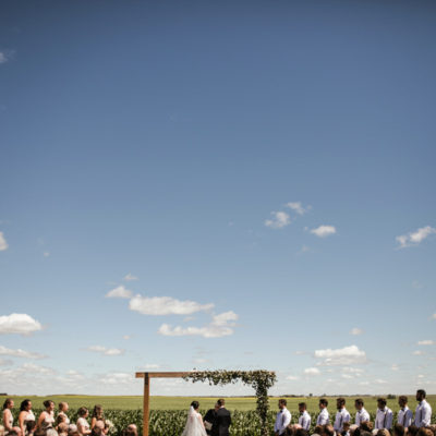 Gorgeous Outdoor Wedding