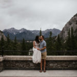 Canadian engagement session